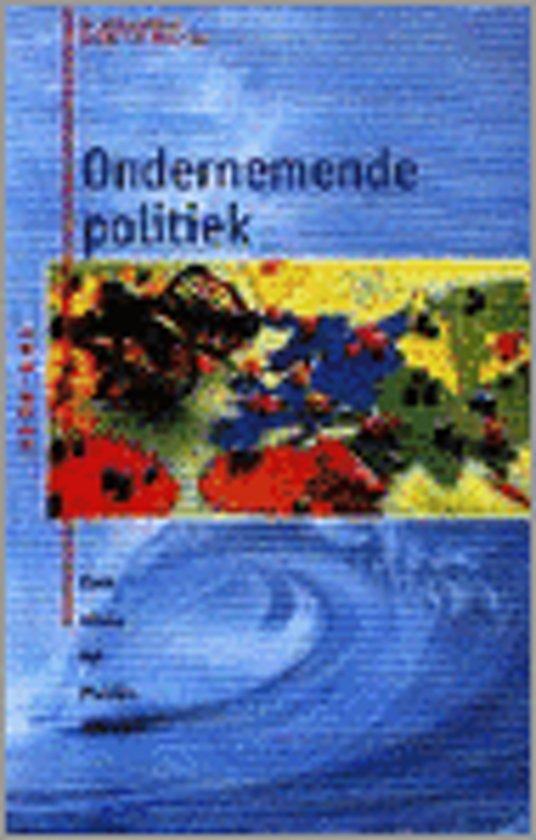 Ondernemende politiek