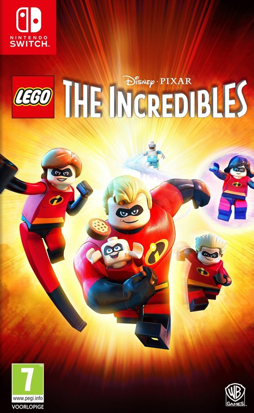 LEGO Disney Pixar's: The Incredibles - Switch