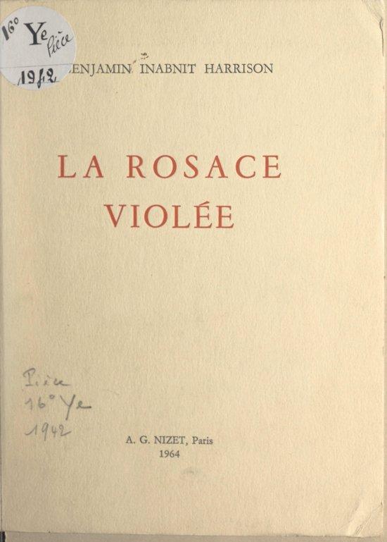 La rosace violée