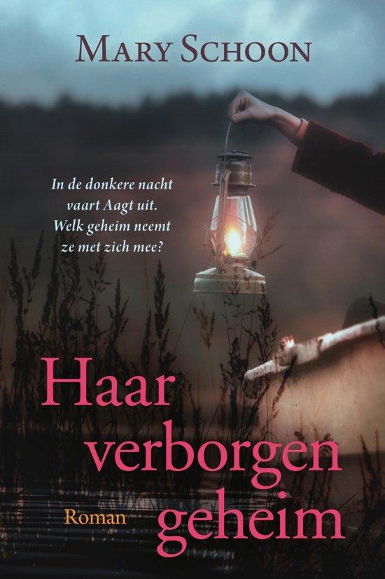 Boek cover Haar verborgen geheim van Mary Schoon (Paperback)