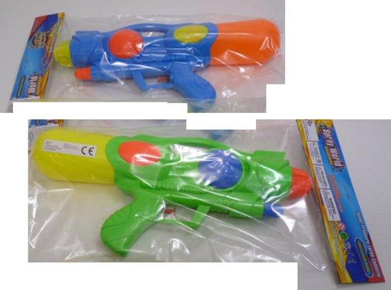kortingscode promotie beste leverancier Waterpistool Speelgoed Jongen Meisje 35 cm Buitenspeelgoed voor kinderen  Met trekpomp Pistool