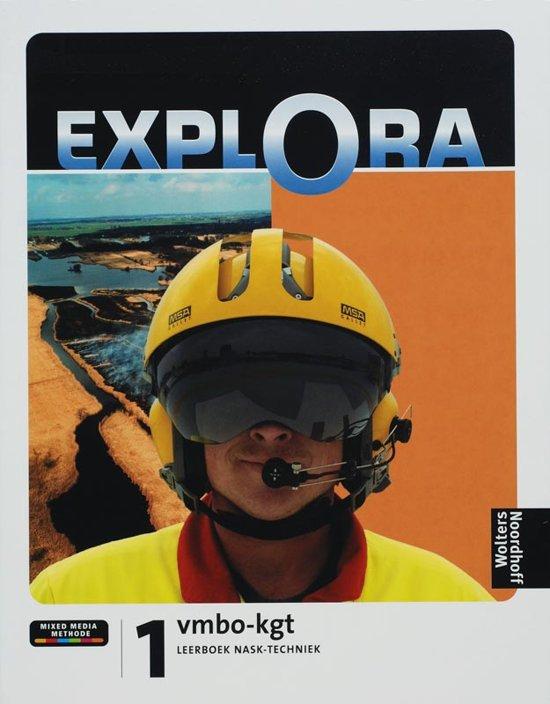 Leerwerkboek 1 Vmbo Kgt Explora Nask Techniek Download Pdf P Bruins