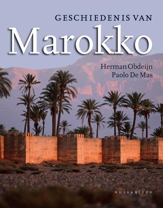 Geschiedenis van Marokko