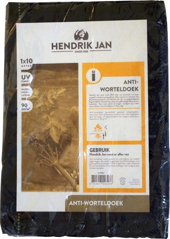 Hendrik Jan anti worteldoek 1 x 10 m
