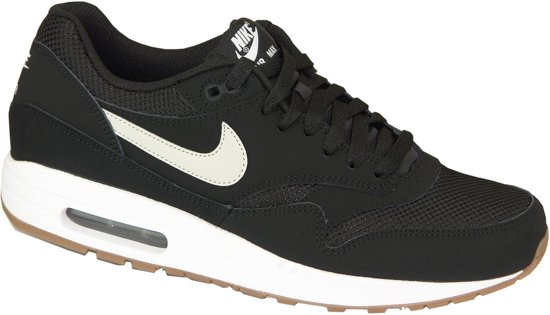 nike air max 1 essential zwart wit