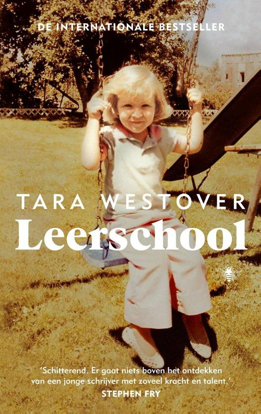 Boek cover Leerschool van Tara Westover (Onbekend)
