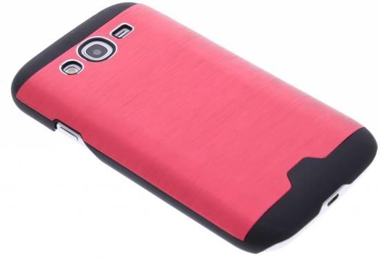 Aluminium Brossé Rose Couverture Rigide Pour Le Bord De Galaxie Samsung 7R3IBTd5
