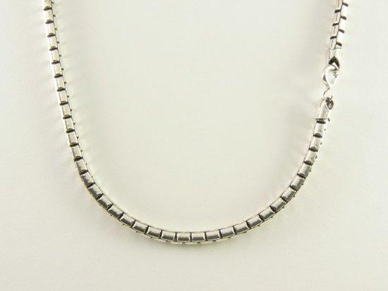 venetiaanse ketting zilver
