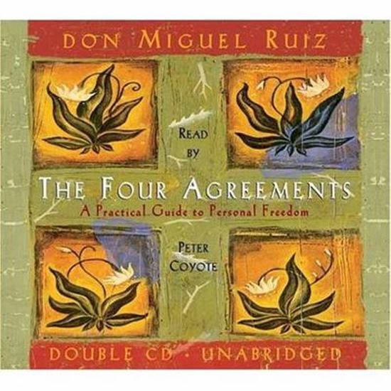 Bol The Four Agreements Dmiguel Ruiz 9781878424778 Boeken