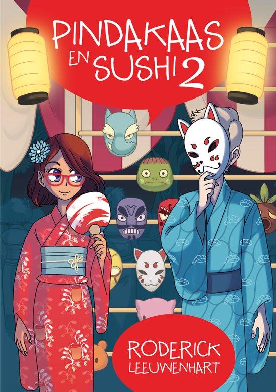Pindakaas en Sushi 2