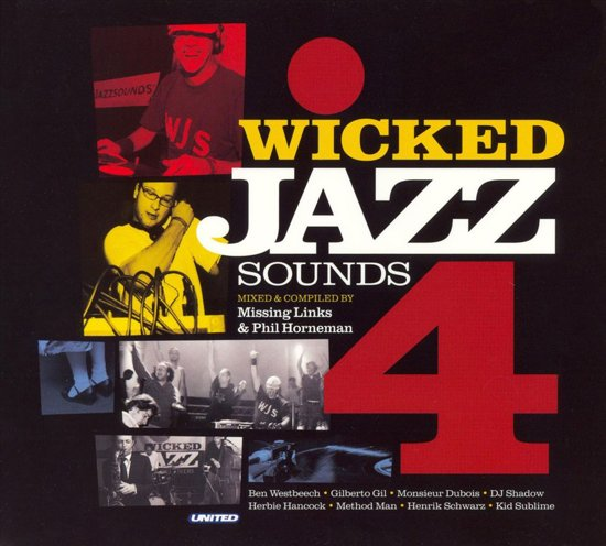 Wicked Jazz Sounds Volume 4