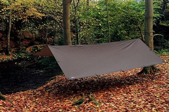 DD Hammocks Tarp XL – Coyote Brown