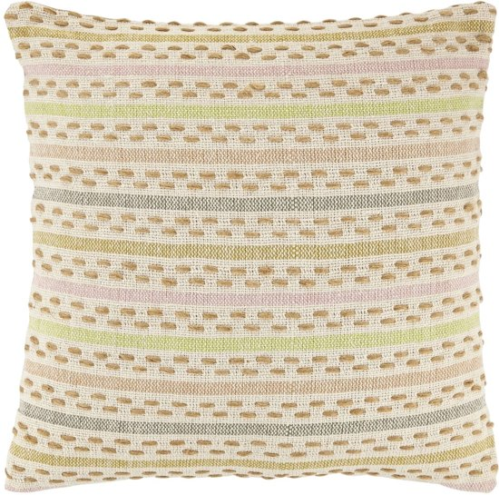 Dutch Decor Kussenhoes Ranier 45x45 Cm Multi