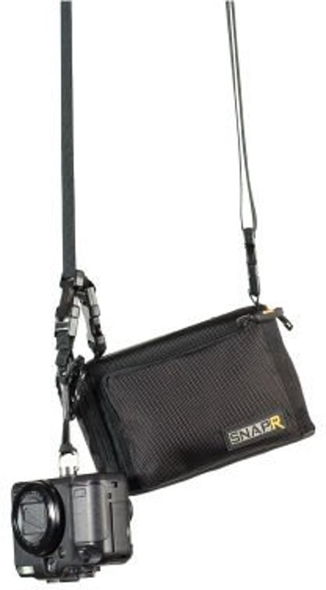 Black Rapid SnapR 20 Bag and Strap with 5 Year Product Warranty