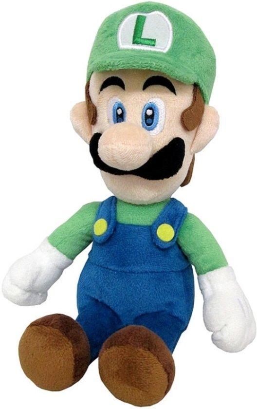 7aaf0af08811a5 bol.com | Super Mario Bros Luigi pluche knuffel 25 cm., SUPER ...