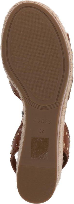 Guess Sandalen Cognac 40 VxftWst1