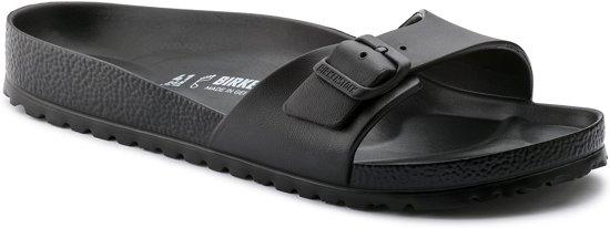 Birkenstock Madrid EVA Smal Dames Slippers - Black