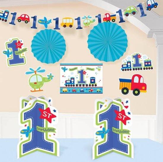 Bolcom 1 Jaar Versiering Pakket Eerste Verjaardag Transport
