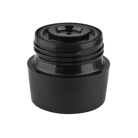 Tefal Travel Mug Thermos beker - 360 ml - RVS/Zwart