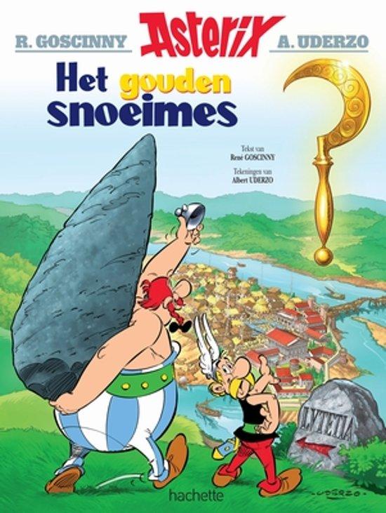 Boek Asterix 02 Het Gouden Snoeimes Albert Uderzo Pdf Wanguipatrint