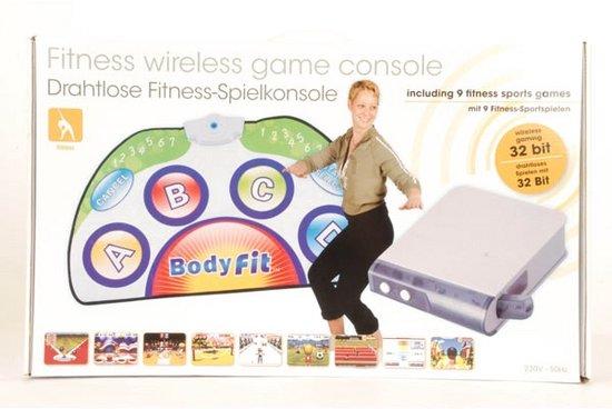 Draadloze fitness game console kopen