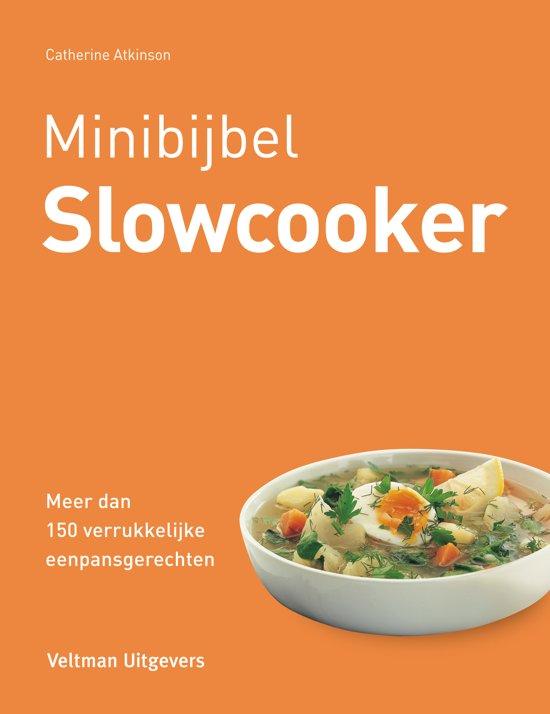 Boek cover Slowcooker van Catherine Atkinson (Hardcover)