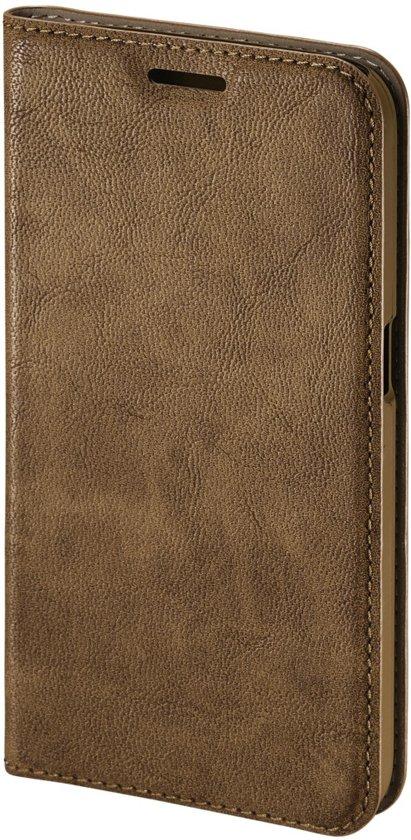 Garde Cas De Livret Pour Samsung Galaxy S7 - Brun PqM23ofD