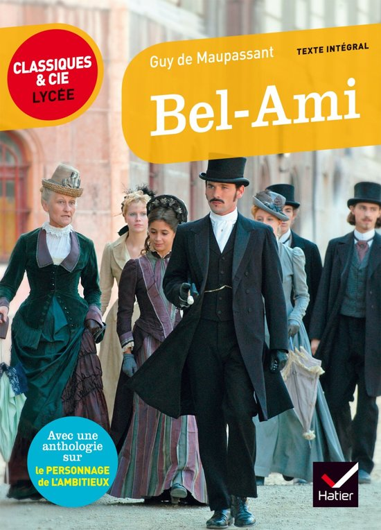 an analysis of symbolism in bel ami by guy de maupassant Maupassant's second novel, bel-ami (1885) is the story of a ruthlessly ambitious young man (georges duroy, christened bel-ami by his female admirers) making it to the top in fin-de-siecle paris it is a novel about money, sex, and power, set against the background of the politics of the.