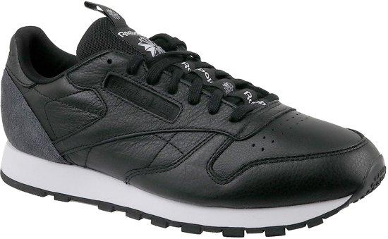 Reebok Classic Lthr IT BS6210, Mannen, Zwart, Sneakers maat: 42 EU