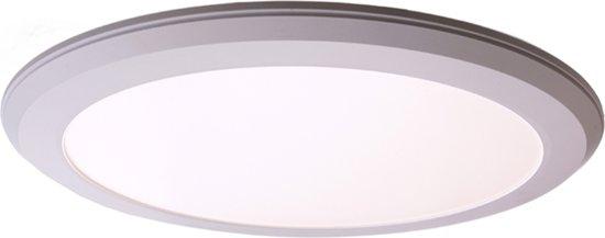 Kapego Flat 10 wit, 4000K, 3,5W Plafondlamp