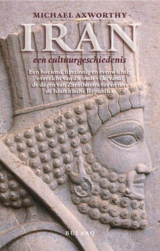 Iran, een cultuurgeschiedenis cover
