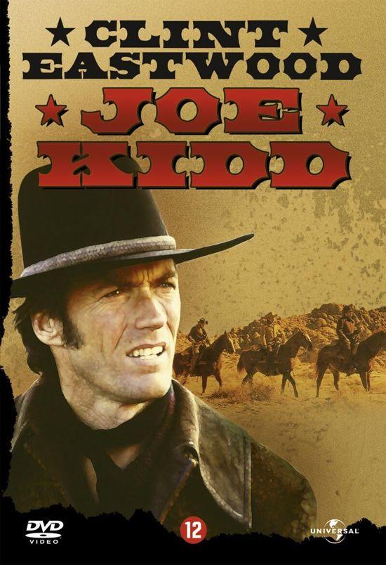 Cover van de film 'Joe Kidd'