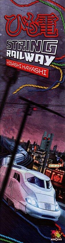 Thumbnail van een extra afbeelding van het spel String Railway - Gezelschapsspel
