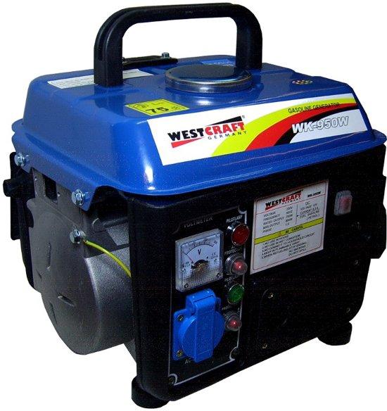 Nieuw bol.com | Generator benzine Aggregaat Stroomgenerator noodstroom UB-86