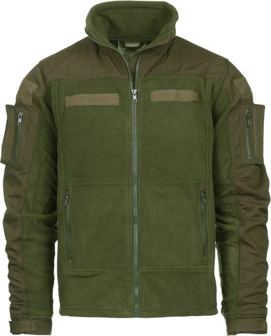 Fostex Fostex Combat Combat Vest Fleece Groen nwznqTgS