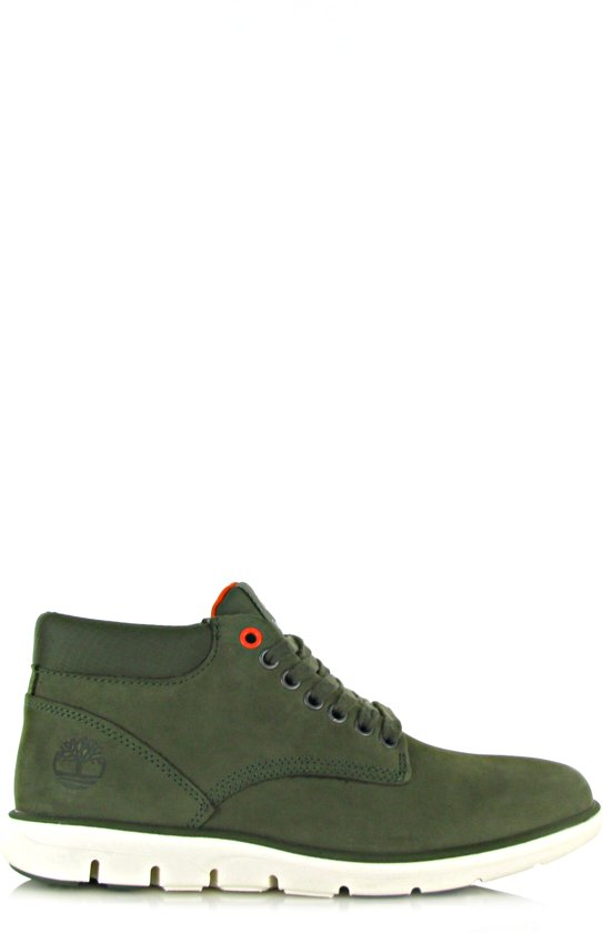 uomo da Bradstreet Timberland Sneakers Green 43 Taglia Chukka qZwUR68
