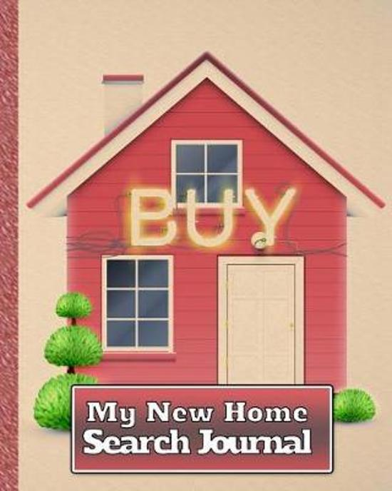 My New Home Search Journal