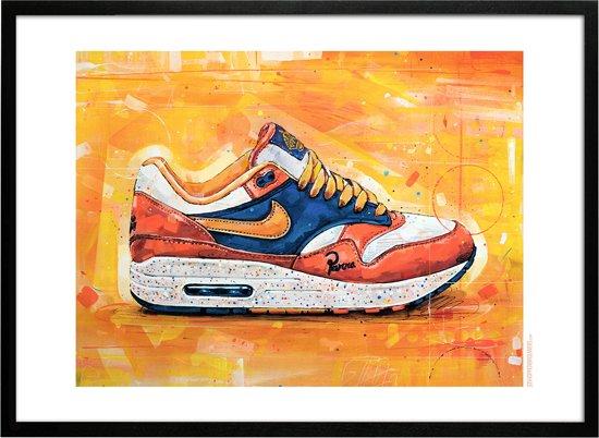 Max Heijn Albert Parra Nike Air 1 X Schilderijreproductie hrdstQ