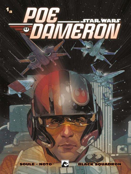 Boek cover Star Wars - Poe Dameron 1 Black Squadron van Charles Soule (Paperback)