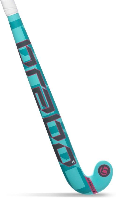 Brabo O'Geez Original Junior Hockeystick - Sticks  - mint - 23