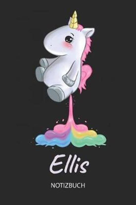Ellis - Notizbuch