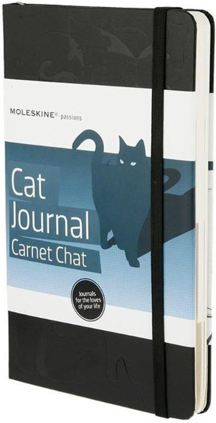 Moleskine Passions - Cat Journal