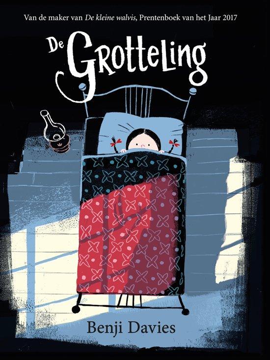 Boek cover De Grotteling van Benji Davies (Hardcover)