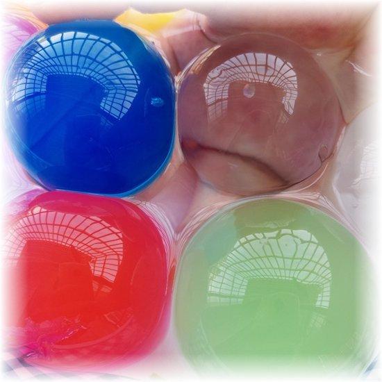 Fako Bijoux® - Orbeez - Waterabsorberende Ballen - 50-60mm - Mix - 5 Stuks