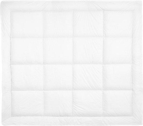 Beliani Yangra Matrasbeschermer Wit 180 x 200 cm