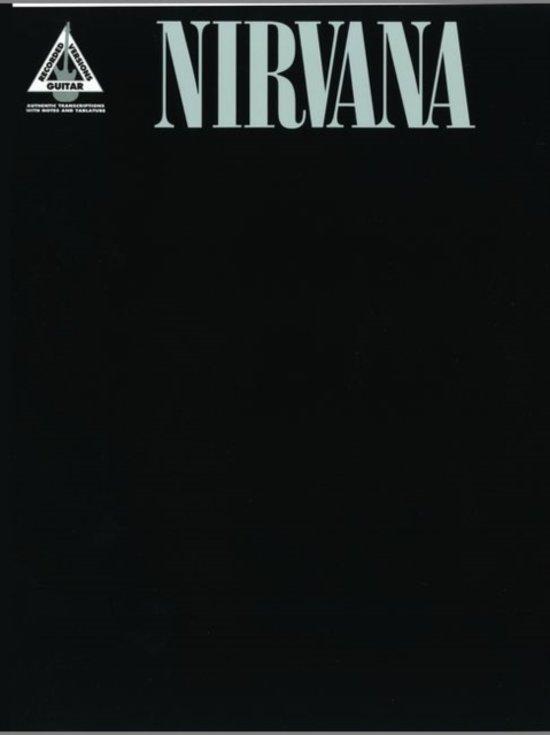 Bol Nirvana Greatest Hits Nirvana 9780571526420 Boeken
