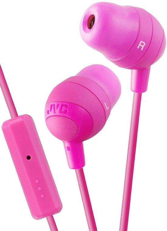 JVC HA-FR37-P-E - In-ear oordopjes - Roze in Weelde