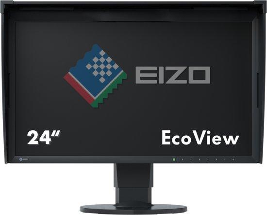 "Eizo CG248-4K 23.8"" Black 4K Ultra HD LED display"