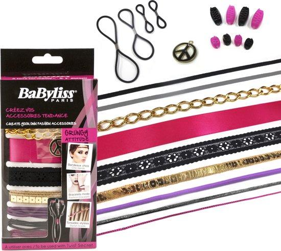 Bolcom Babyliss Twist Grungy Accessoire Set