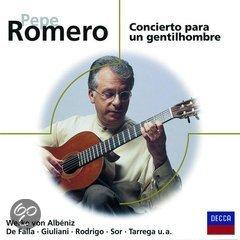 Portrait - Pepe Romero (Eloquence)